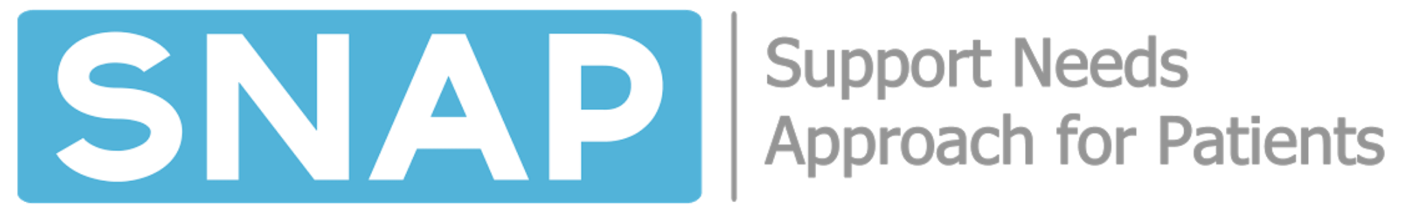 SNAP – Support Needs Approach for Patients